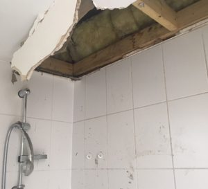 glasgow plumber fix shower