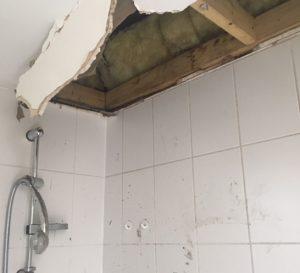 glasgow plumber fix shower
