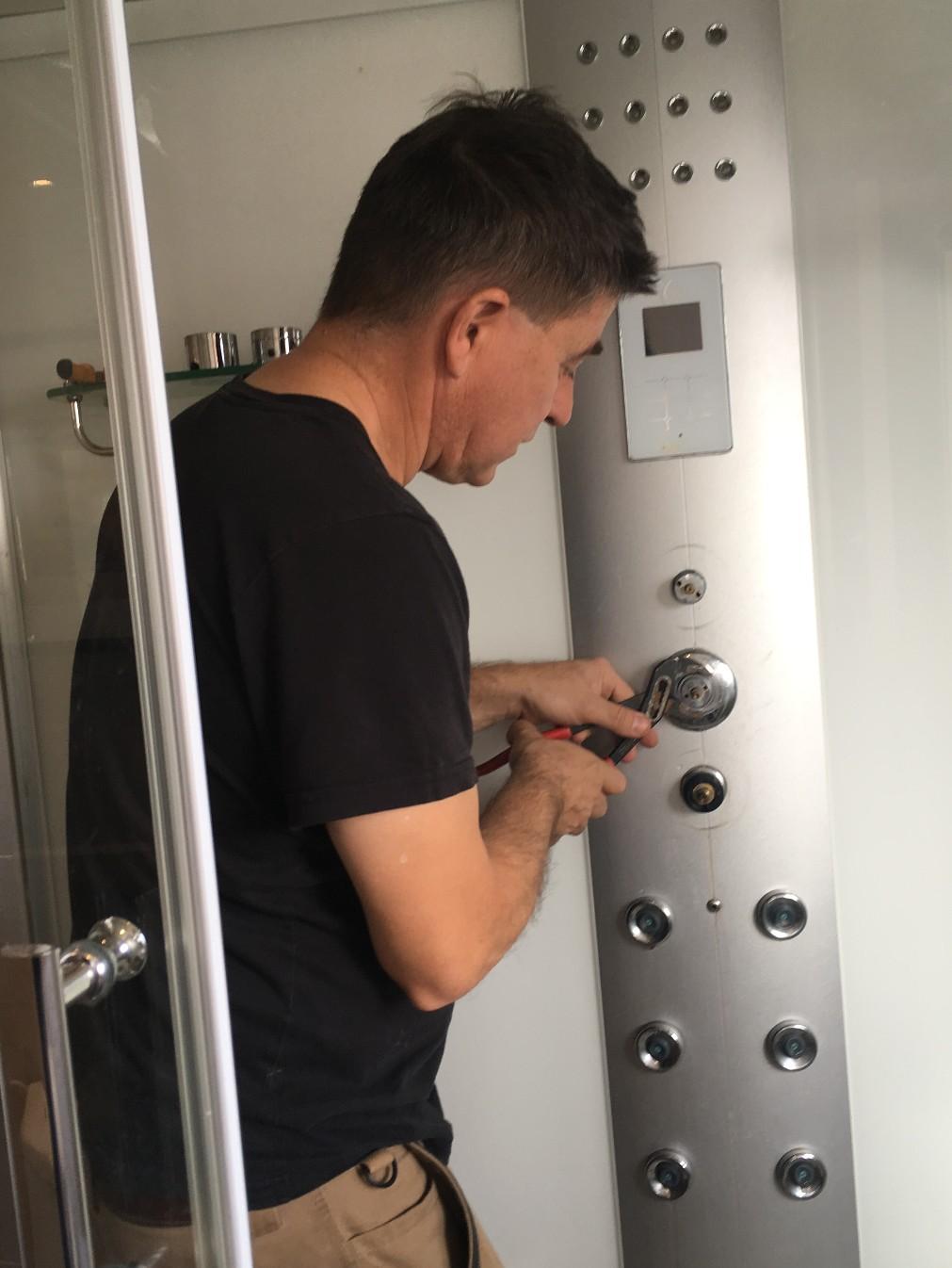 electric shower repairs